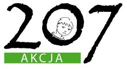 Logo akcji 207